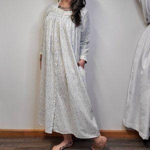 LANZ of SALZBURG Spring Summer Granny Nightgown